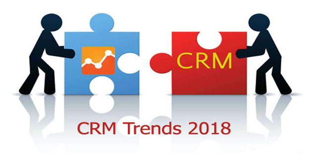 CRM Trends 2018