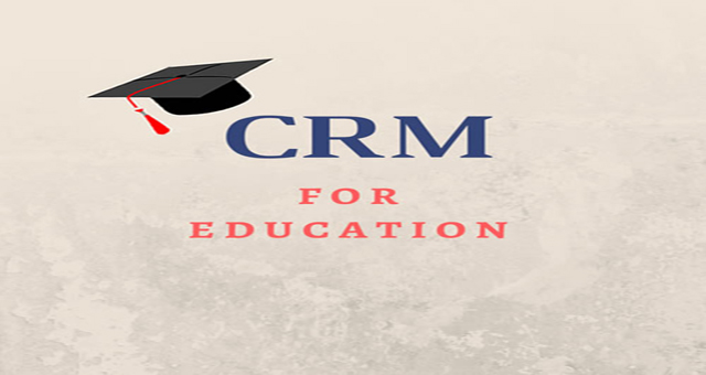 crm for education industry